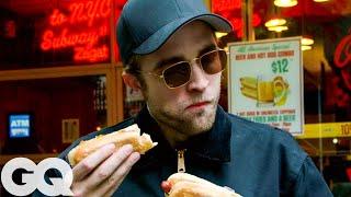 Download Robert Pattinson Desperately Needs a New York City Hot Dog | GQ Video