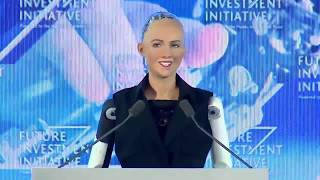 Download Sofia| First Robot as a Citizen of Saudi Arabia| Artificial Intelligence| Future Perspective Video