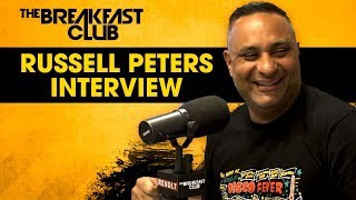 Download Russell Peters On Comedy Today & The Accolades You Never Even Knew He Had Video