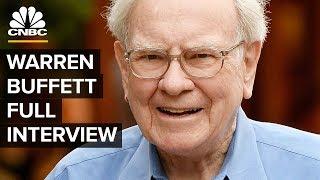 Download Warren Buffett's Full Birthday Interview Video