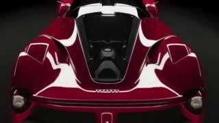 Download フェラーリ VS DOCATI  ラ•フェラーリ HD MAD Video