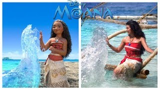 Download Disney Moana Characters in Real Life Video