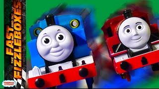 Download Need for Steam   The Fast and the Fizzleboxes Ep. #3   Thomas & Friends Video