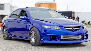 Download A TURBO Acura TL? That's a First For Us! Video