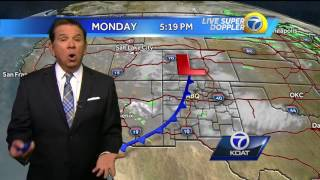 Download Joe's Monday Evening Weather Forecast for November 28th Video