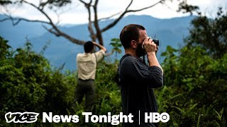 Download Modern Day Gold Hunting In The Amazon (HBO) Video