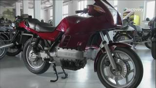Download The History of BMW・K100(English) Video