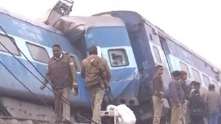 Download Patna-Indore express derailed, 55 dead Video