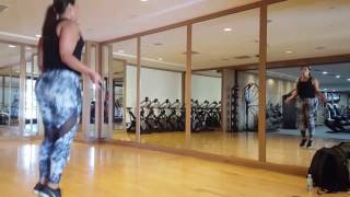 Download Super model Ashley Graham Workout Video
