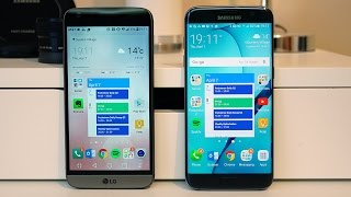 Download LG G5 vs Samsung Galaxy S7 edge and S7 | Pocketnow Video