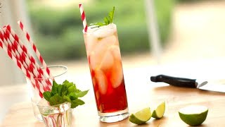 Download How To Make Non-Alcoholic Drinks for The Holidays! | ENTERTAINING WITH BETH Video