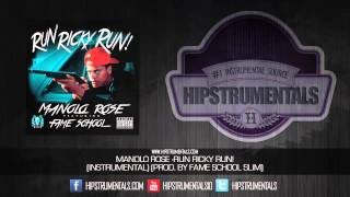 Download Manolo Rose - Run Ricky Run! [Instrumental] (Prod. By Fame School Slim) + DOWNLOAD LINK Video