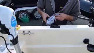 Download Assembly Scotty Rod Holder / Flush Deck Mount No. 244 Video