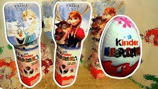 Download Disney Frozen 8 Elsa and Anna Princess of Arendelle Kinder Surprise Eggs Video