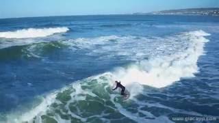 Download Surf at Banzai Beach (Santa Marinella) Video
