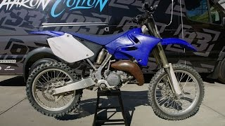 Download Project Two-Stroke Pt 1: Watch Aaron Colton Fully Rebuild a 2006 Yamaha YZ125 Video