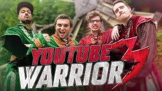 Download YOUTUBE WARRIOR 3 vs Jimmy Labeeu & Math se fait des films Video