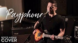 Download Maroon 5 - Payphone (Boyce Avenue acoustic cover) on Spotify & Apple Video