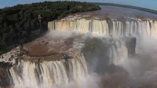 Download Iguazu Falls – Flythrough with a Phantom Drone Video