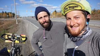 Download He Rode His Bicycle For 2 Years From South America to The Arctic Circle Video