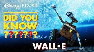 Download WALL•E Easter Eggs & Fun Facts | Pixar Did You Know? by Disney•Pixar Video