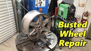 Download SNS 239: Aluminum Wheel Repair Video