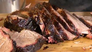 Download BBQ Beef Brisket On The Pit Barrel Smoker! Video
