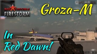 Download GROZA-M IN RED DAWN! | Red Crucible Firestorm (2) Video