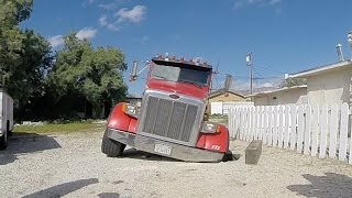 Download Mixer that found a Sink Hole. Quick work by Mohica Towing Video