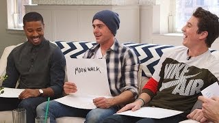 Download Zac Efron, Miles Teller, and Michael B. Jordan Play ″How Well Do You Know Your Bro″ Video