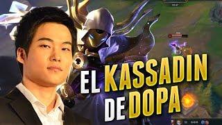 Download IMPOSIBLE HASTA PARA DOPA? - KASSADIN /CHALLENGER/ CHINA Video