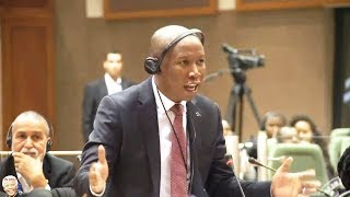 Download Julius Malema Lectures Pan-African Parliament Video