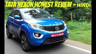 Download Tata Nexon Xm Petrol Owner Honest Review after 1000 Km Video