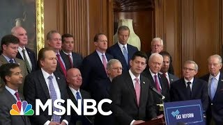 Download Are Republicans Losing The Messaging Game On Their Tax Plan? | Morning Joe | MSNBC Video