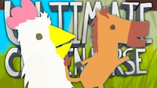 Download BE A D**K TO YOUR FRIENDS!! | Ultimate Chicken Horse #1 Video