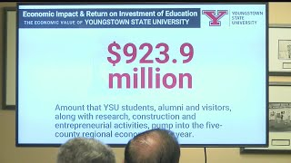 Download Return on investment powerful at YSU Video
