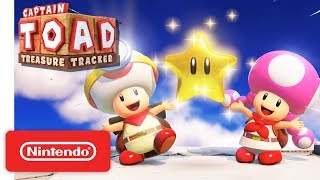 Download Captain Toad: Treasure Tracker Gameplay Trailer - Nintendo Switch Video
