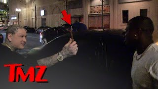 Download O.T. Genasis Loses It When His Car Gets Scratched at the Club | TMZ Video