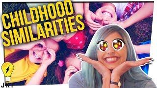 Download Childhood Similarities ft. Gina Darling Video