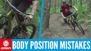 Download Top 5 Beginner Body Position Mistakes | Mountain Biking 101 Video