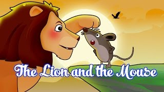 Download The Lion And The Mouse Story | Best FairyTales For Kids | Watch Cartoons Online Video