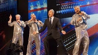 Download Singing sailors The Showbears - Britain's Got Talent 2012 audition - UK version Video
