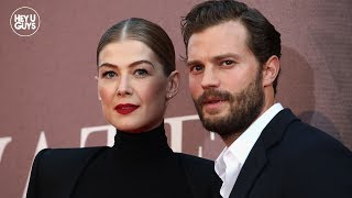 Download Jamie Dornan & Rosamund Pike on the important message of A Private War   LFF Premiere Video