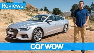 Download New Audi A7 2018 review – see why it's the coolest and most high-tech coupe ever Video
