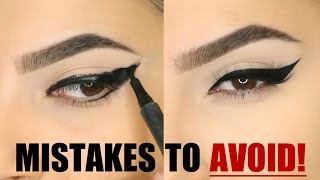 Download EYELINER MISTAKES YOU SHOULD AVOID! Video