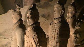 Download Exposición guerreros de terracota, en Bilbao Video