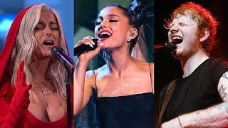 Download Times Famous Singers Hit Their Highest Notes Ever (Lowest To Highest) Video