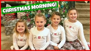 Download CHRISTMAS MORNING SPECIAL 2016 | OPENING PRESENTS | FAMILY FUN! Video