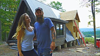 Download TIMELAPSE- House Built By Couple in 20 Minutes Video
