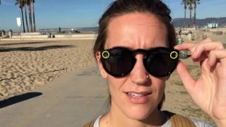 Download Hands on with Snap Inc.'s Spectacles Video